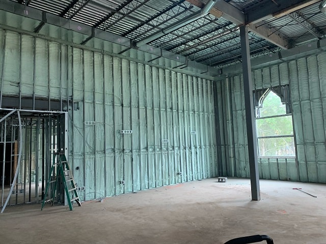 Commercial Insulation Installation Durham NC