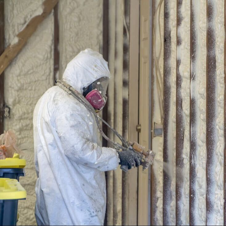 Spray Foam Insulation Installation Durham NC