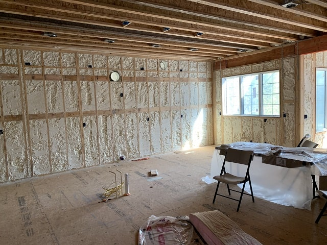 Home Insulation Installation Durham NC