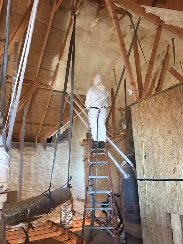 Installer Attic Insulation Durham NC