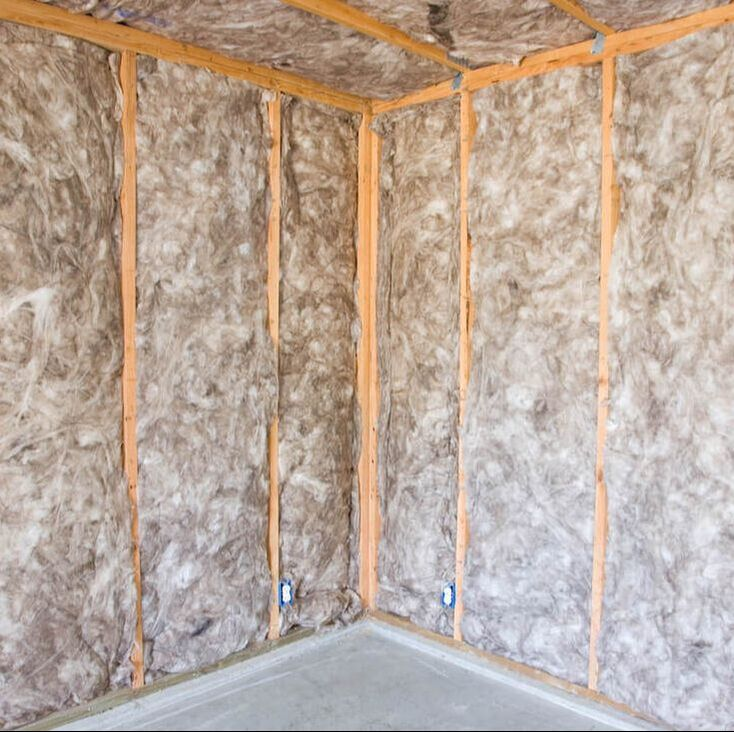 Blown-in Insulation Installation Durham NC